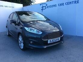 2013 13 Ford Fiesta 1.0 ( 125ps ) EcoBoost Titanium for sale in AYRSHIRE