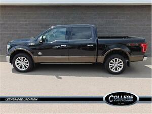 2015 Ford F-150 King Ranch Ecoboost