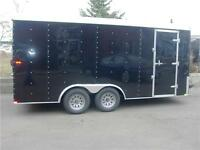 CARGO TRAILER 8.5X16!!! 0% FINANCING AVAILABLE!!!!!!!!!!!