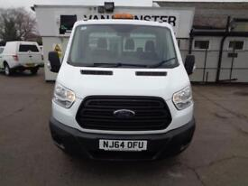 Ford Transit 2.2 Tdci 100Ps TIPPER DIESEL MANUAL WHITE (2014)