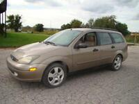 2004 FORD FOCUS - LEATHER & SUNROF