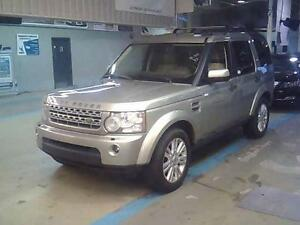 2010 Land Rover LR4 HSE, NAV, SUNROOF, 5 PASSENGER, NO ACCIDENT