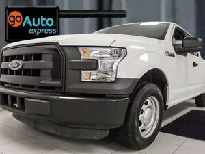 2016 Ford F-150 XL- White 6-seater for all your needs