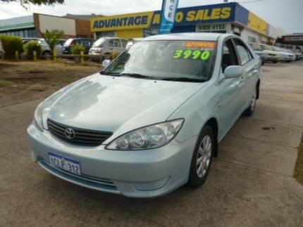 2005 Toyota Camry Altise Automatic Four Cylinder Sedan Wangara Wanneroo Area Preview