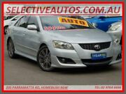 2007 Toyota Aurion GSV40R Sportivo ZR6 Silver 6 Speed Auto Sequential Sedan Homebush Strathfield Area Preview