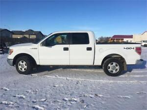 2013 Ford F-150 XLT New tires Certified Warranty Financing