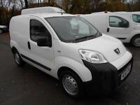 Peugeot Bipper 1.3 HDI 75BHP S VAN DIESEL MANUAL WHITE (2013)