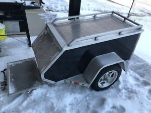 motorcycle/utility trailer