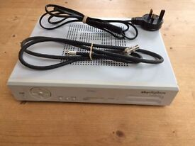 Sky Box (PACE BSKYB 2600C1 Satellite Receiver )