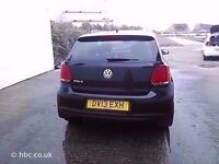 2013 Volkswagen Polo 1.2 Match 60 5dr LOW MILES