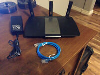 Linksys AC1900 Smart Wi-Fi Dual Band Router (EA6900-CA)