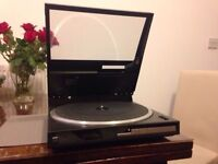 Technics SL-J1 turntable