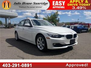 2013 BMW 320i XDRIVE LOW KMS ALL WHEEL DRIVE 90DAYNOPAYMENTS