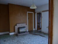 3 Bedroom upper flat - Renovation !!