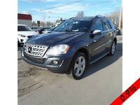 MERCEDES ML 350 BLUETEC AWD 80.000 KM NAVIGATION A/C DOUBLE TOIT