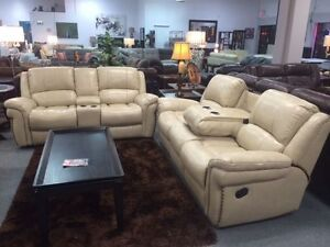 OVERSTOCK SALE ON SOFA'S & RECLINER SETS Kitchener / Waterloo Kitchener Area image 3