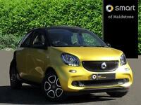 smart forfour NIGHT SKY PRIME PREMIUM (yellow) 2016-04-07