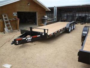 -*-*New 24ft Triple 7k Axle Heavy Duty Equipment Trailer*-*-