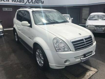 2007 Ssangyong Rexton Wagon Mira Mar Albany Area Preview