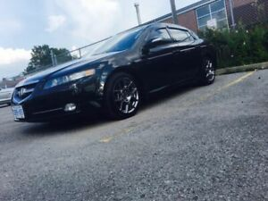 2007 Acura TL type - S Manual 6 SPD