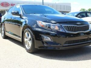 2015 Kia Optima Hybrid HYBRID EX, HEATED SEATS, BACKUP CAM, POWE