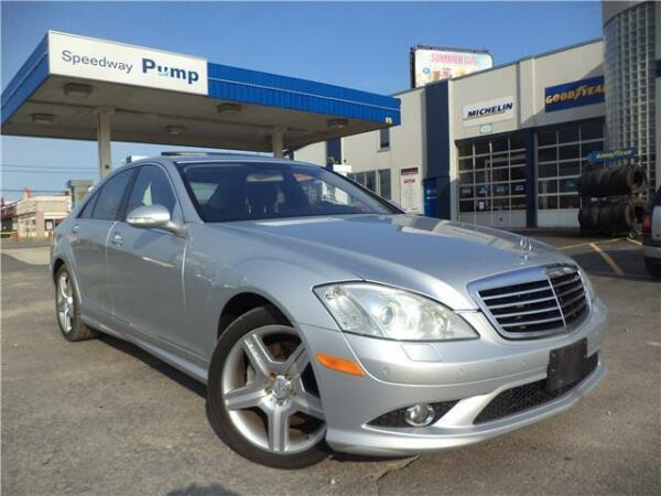 Mercedes benz s450 s class for sale canada for How much does a mercedes benz silver lightning cost