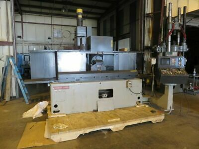 Thompson 12 X 36 Cnc Surface Grinder Fsh3090 Video In Description