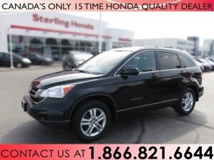 2010 Honda CR-V EX | NO ACCIDENTS | 1 OWNER