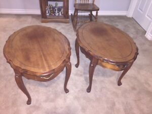 End Tables (Two)