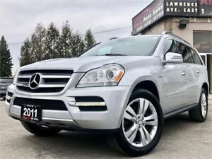 2011 Mercedes-Benz GL-Class GL350 BlueTEC *CERTIFIED/WARRANTY!