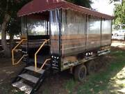 TOURIST tow-behind tandem-axle wagon. Manjimup Manjimup Area Preview