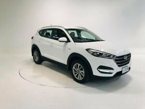 2017 Hyundai Tucson TLe MY17 Active AWD White 6 Speed Sports Automatic Wagon Cooee Burnie Area Preview