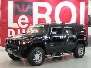 Hummer H2 GPS TV/DVD 6 PASSAGERS 2007
