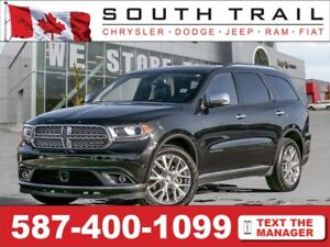 2014 Dodge Durango Citadel- Call/txt Greg @ (587) 400-0662