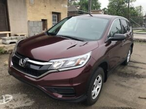 2015 Honda CR-V LX_ AWD_ CLEAN_ NO ACCIDENT_ 9 TO CHOOSE FROM LX