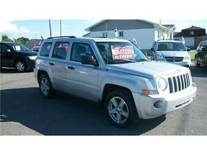 2010 Jeep Patriot Sport auto a/c mags