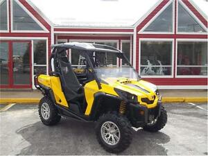 2013 CAN AM COMMANDER 800 / POWER STEERING