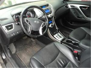 2012 Hyundai Elantra Limited-SUNROOF-XM RADIO-HEATED SEATS Oakville / Halton Region Toronto (GTA) image 12