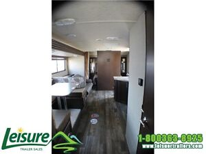 2016 Forest River Cherokee Grey Wolf 29DSFB Travel Trailer Windsor Region Ontario image 8