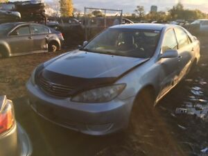 2005 Toyota Camry just in for parts at Pic N Save!