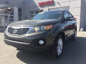 2011 Kia Sorento EX V6 4dr All-wheel Drive