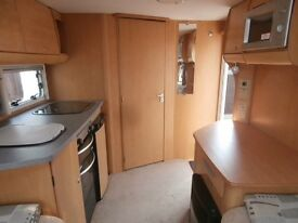 BAILEY SENATOR VERMONT (Series 6) 2008 model, 2 birth caravan
