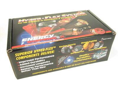 Energy Suspension Polyurethane Master Bushing Kit 96 00 Honda Civic ALL Black