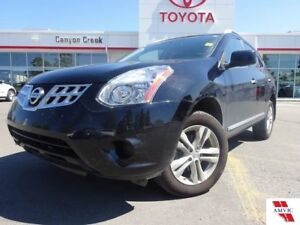 2013 Nissan Rogue S AWD/CLEAN CARPROOF/1 OWNER/ALLOYS/POWER GROU