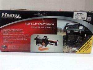 Masterlock Winch for sale. We buy and sell used goods. 111983