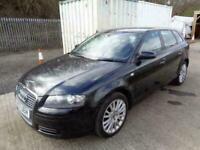Audi A3 1.9TDI 2007 141,000 Miles Mot april 2022 Full History 3 Months Warranty
