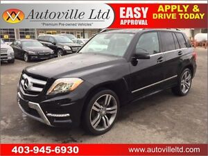 2013 MERCEDES GLK 250 BLUETEC DIESEL NAVIGATION BACKUP CAMERA