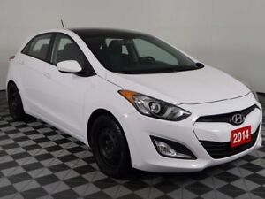 2014 Hyundai Elantra GT w/PANORAMIC SUNROOF, HEATED SEATS, STICK