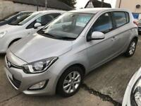 2013 Hyundai i20 1.1 CRDi Active 5dr 5 door Hatchback