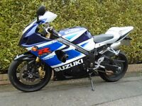 SUZUKI GSXR 1000 K3 '03/03....cheap low mileage, good condition sports/tourer